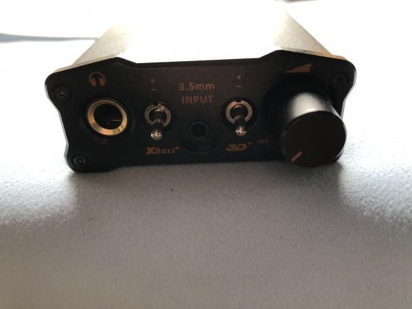 ★ iFi Audio ヘッドホンアンプ・DAC iFi micro iDSD Black Label(中古品) ★_画像3