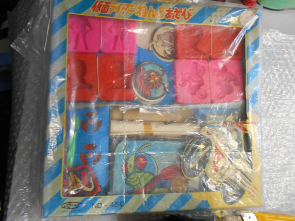 that time thing dead stock unused new goods Kamen Rider     game