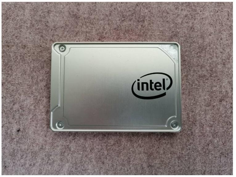 送料込 intel インテル SSD 545シリーズ 512GB 2.5インチ TLC SSDSC2KW512G8X1