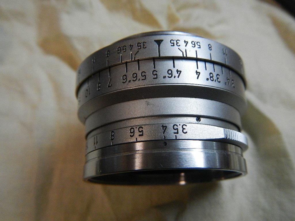 ライカ ズマロン 35mmf3.5 Lマウント 検索M3 ニコンS_画像2