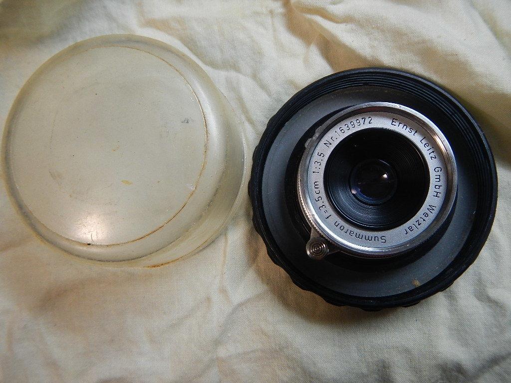 ライカ ズマロン 35mmf3.5 Lマウント 検索M3 ニコンS_画像5