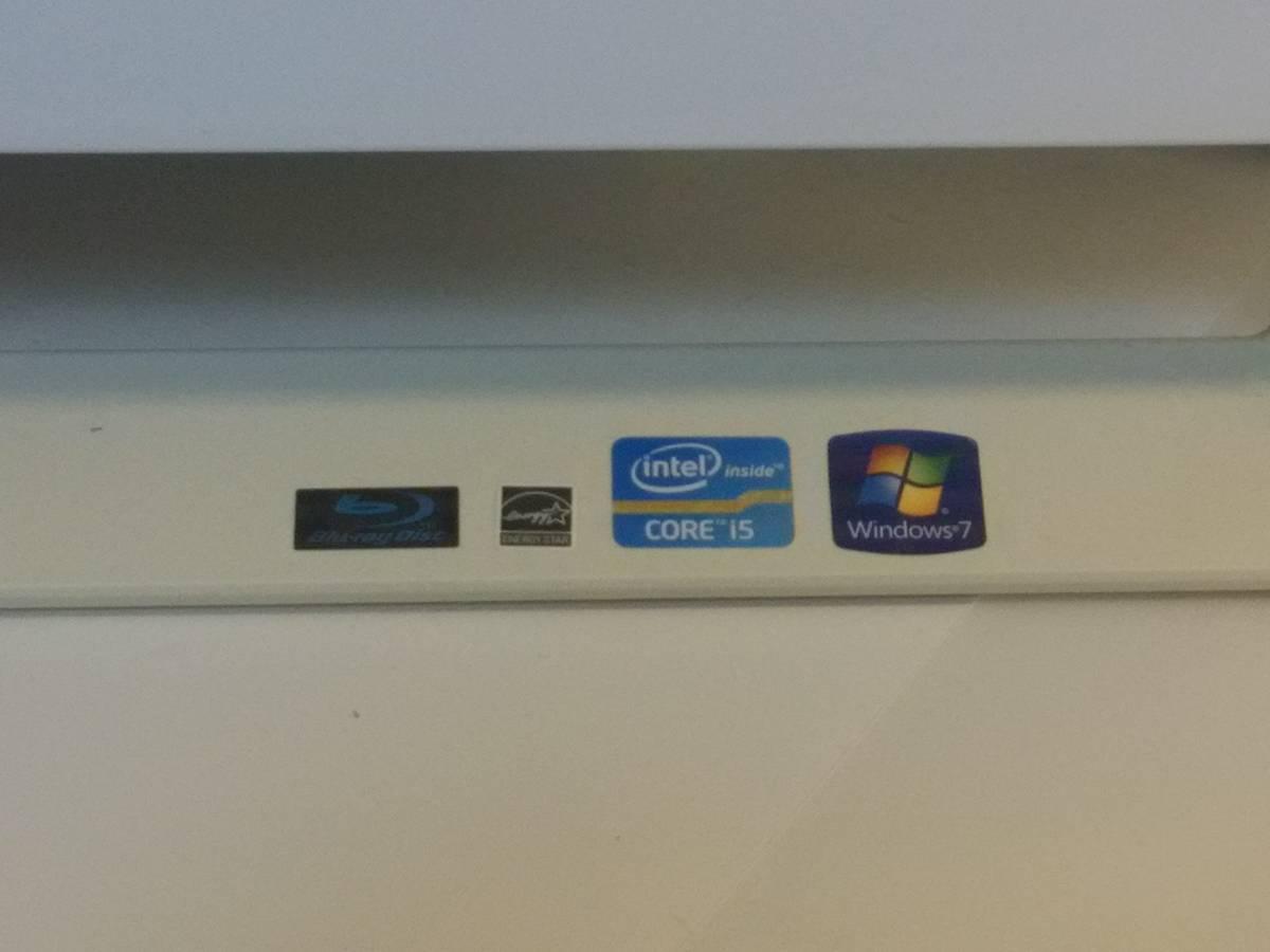 <セキュリティ対策済>SONY VAIO VPCJ218FJ Core i5(第2世代) Office2016 Windows10 地デジ、ブルーレイ 4G/1TB_画像3