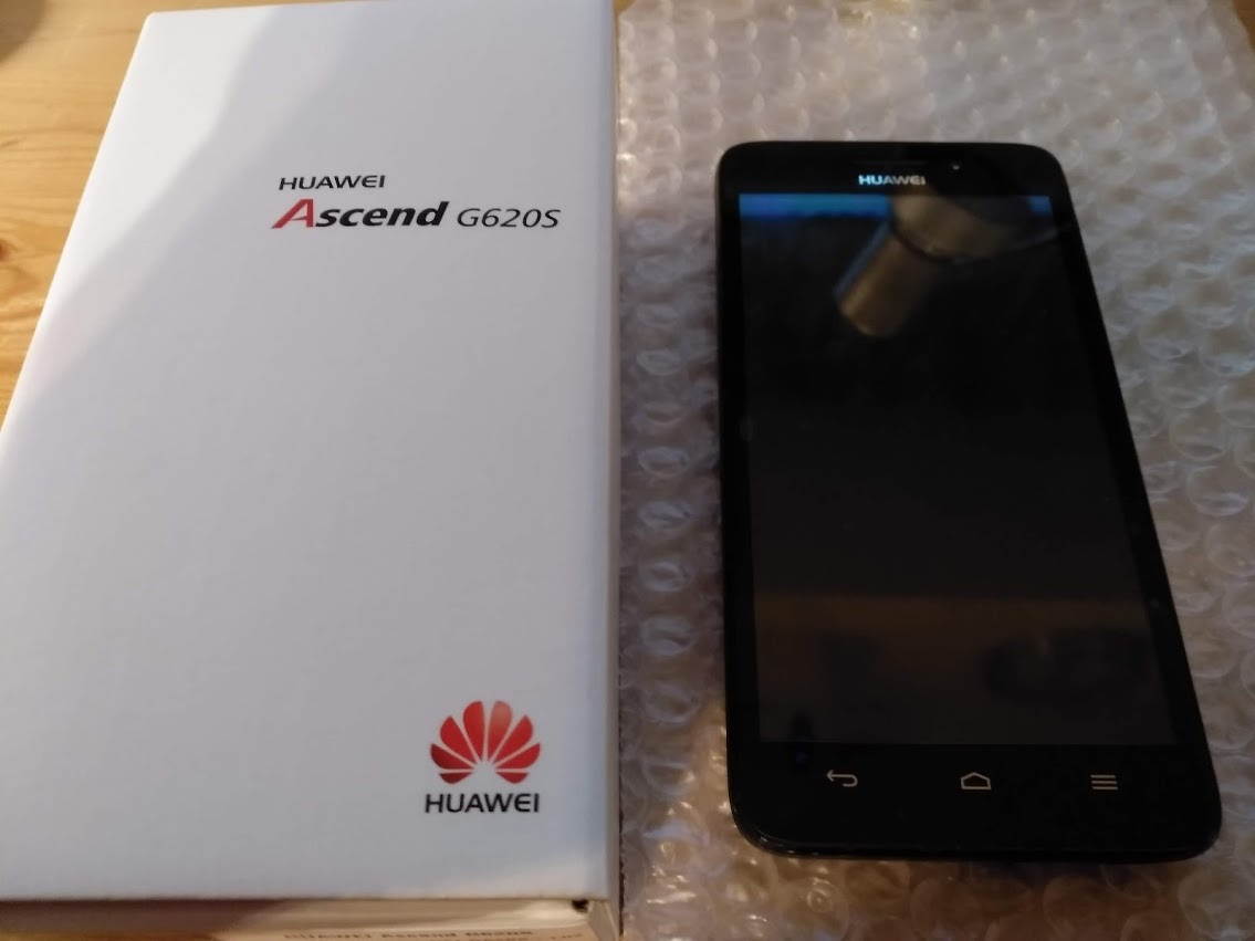 ★★  блиц-цена  HUAWEI Ascend G620S / черный /SIM  free   / трудности  есть