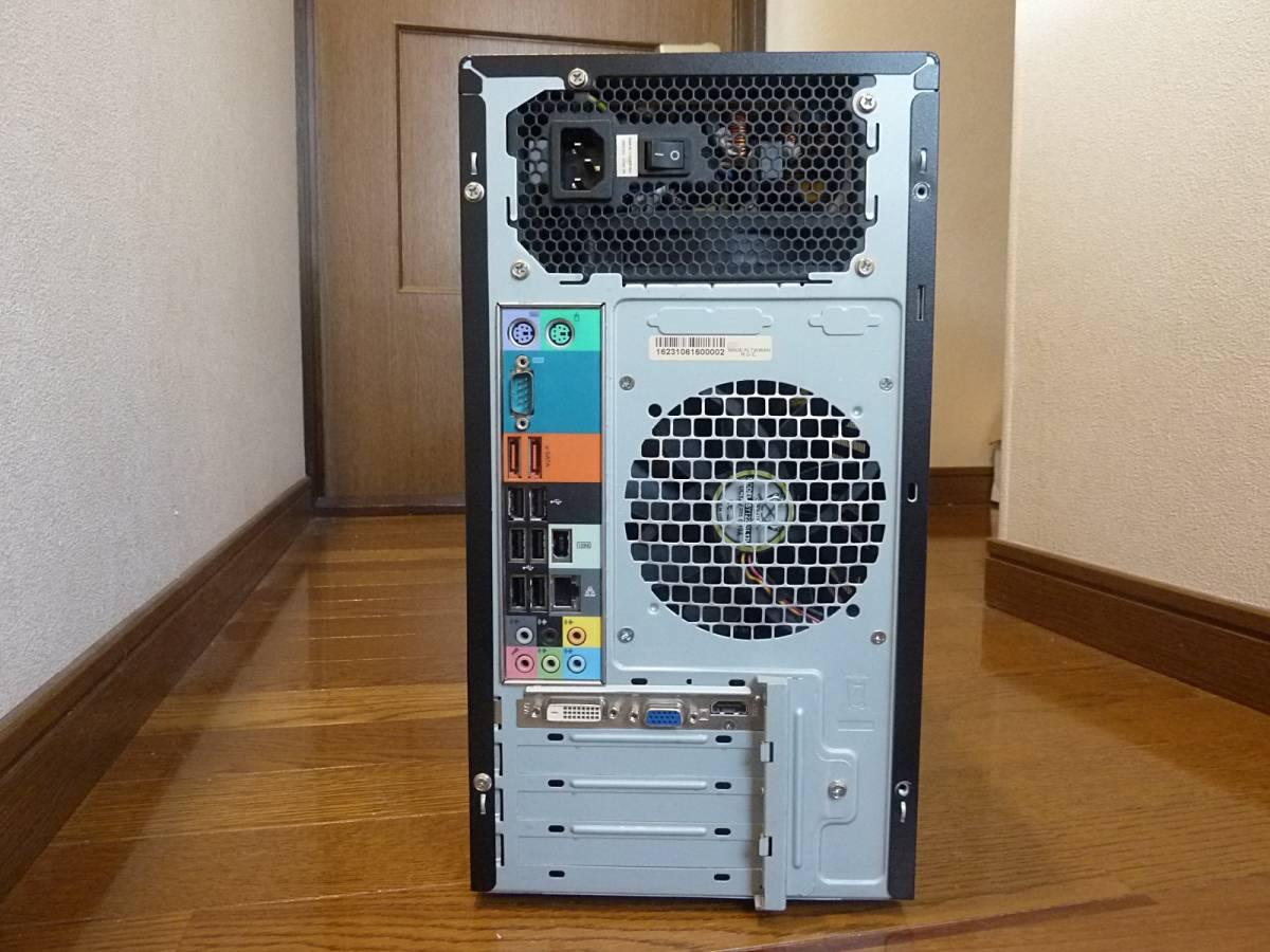 自作 BTO系 i7-940 (2.93~最大3.20GHz) 9GB 1TB GTX650 動作確認済み_画像2