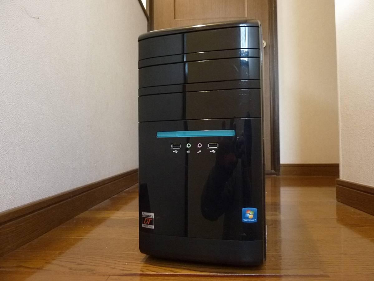 自作 BTO系 i7-940 (2.93~最大3.20GHz) 9GB 1TB GTX650 動作確認済み_画像4