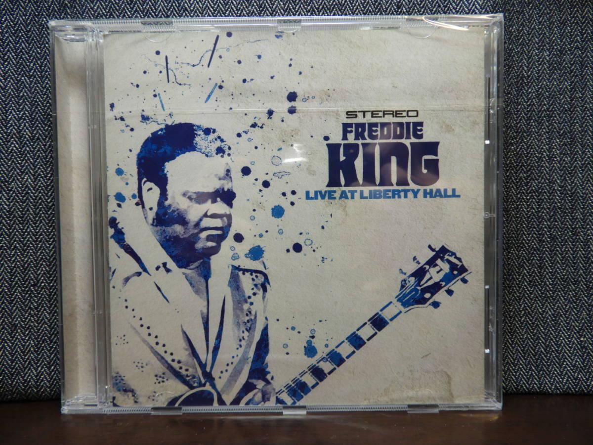 [新品CD] Freddy King フレディ・キング/Live At Liberty Hall 輸入盤_画像1