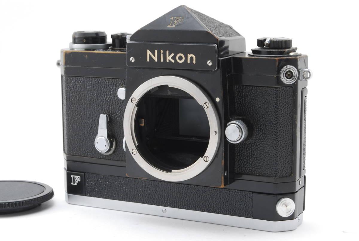 希少コレクター品● Nikon F アイレベル ブラック トリガーワインダー ニコン 限定生産品 Trigger winder
