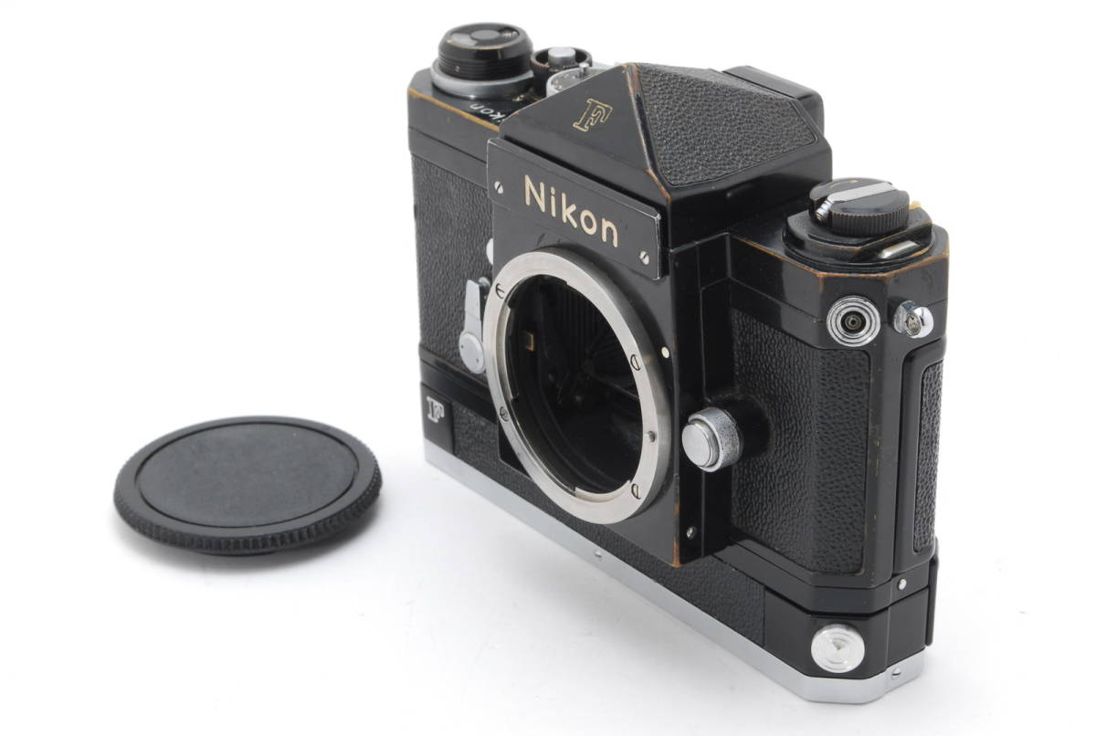 希少コレクター品● Nikon F アイレベル ブラック トリガーワインダー ニコン 限定生産品 Trigger winder_画像6