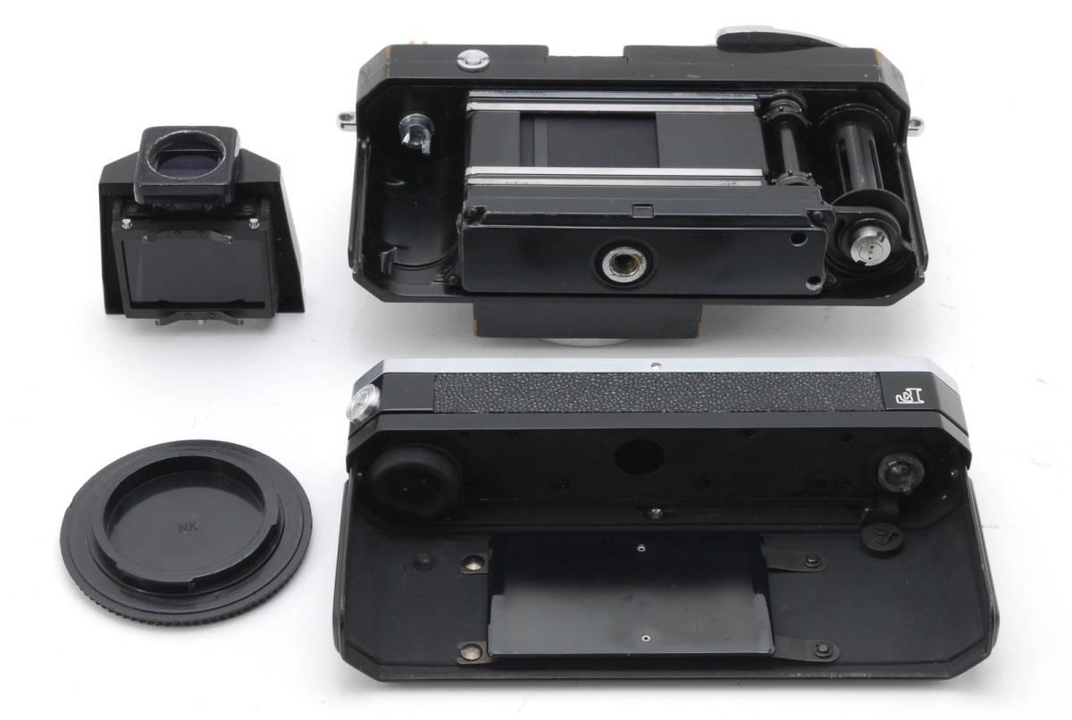 希少コレクター品● Nikon F アイレベル ブラック トリガーワインダー ニコン 限定生産品 Trigger winder_画像8