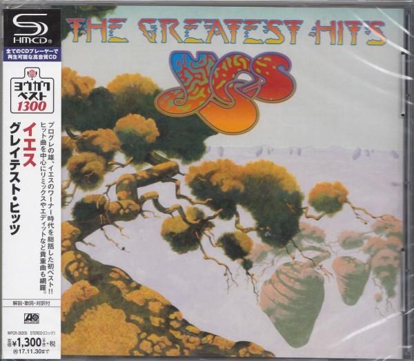 即決42【グレイテスト・ヒッツ / イエス(高音質・SHM-CD)~ヨウガク・ベスト盤!】未開封/新品(期間限定盤)_画像1