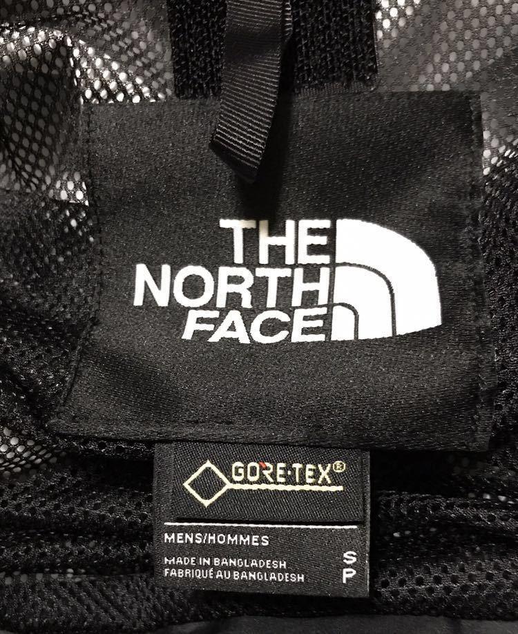 【海外限定 Sサイズ】 The North Face 1994 Retro Mountain Light GTX Jacket GREY マウンテン ライト ジャケット グレー 新品 正規品 _画像7