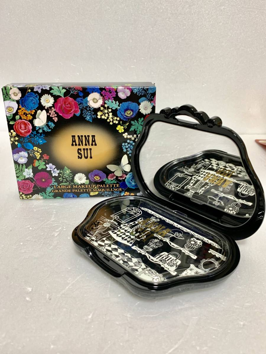 78ace32f788f new goods *[ Anna Sui ] handbag make-up Palette 01 1-2: Real Yahoo ...
