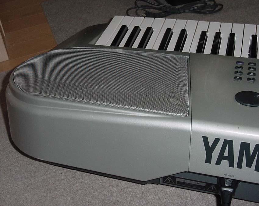 YAMAHA シンセサイザー 61鍵盤 EOS B900 難有り_画像7
