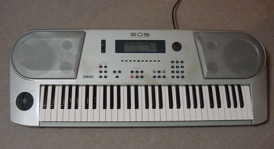 YAMAHA シンセサイザー 61鍵盤 EOS B900 難有り