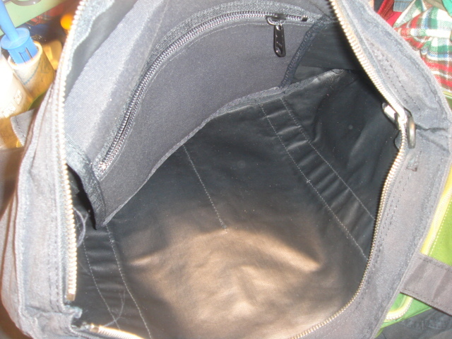 1902アニエス ベーagnesb.ナイロン ショルダーバッグ鞄BAGかばんagnis_画像6