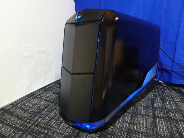 1 送料無料 爆速起動 Dell Alianware Aurora ALX core i7-960 RAM12GB SSD120GB(新品) HDD2TB GTX-760 2GB win10home 認証済み