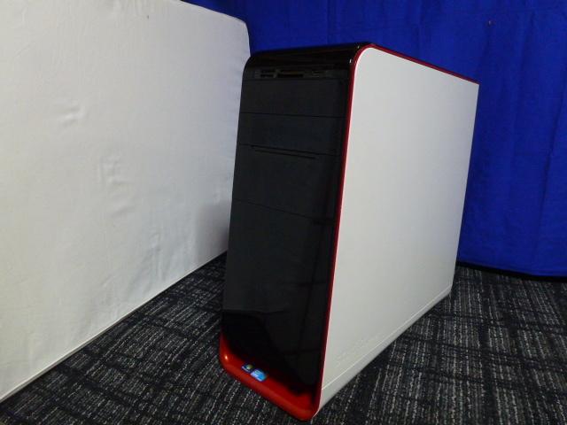 6送料無料 爆速起動ゲーミングPC Dell Studio XPS435T改 core i7-860 RAM8GB SSD120GB(新品) HDD1TB  GTX-480 win10home認証済み