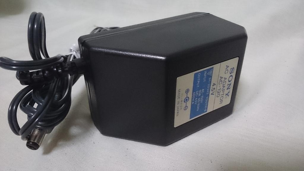 SONY(ソニー)スカイセンサー ICF-5900 5バンドマルチバンドレシーバー ソニー 純正ACアダプター _画像10