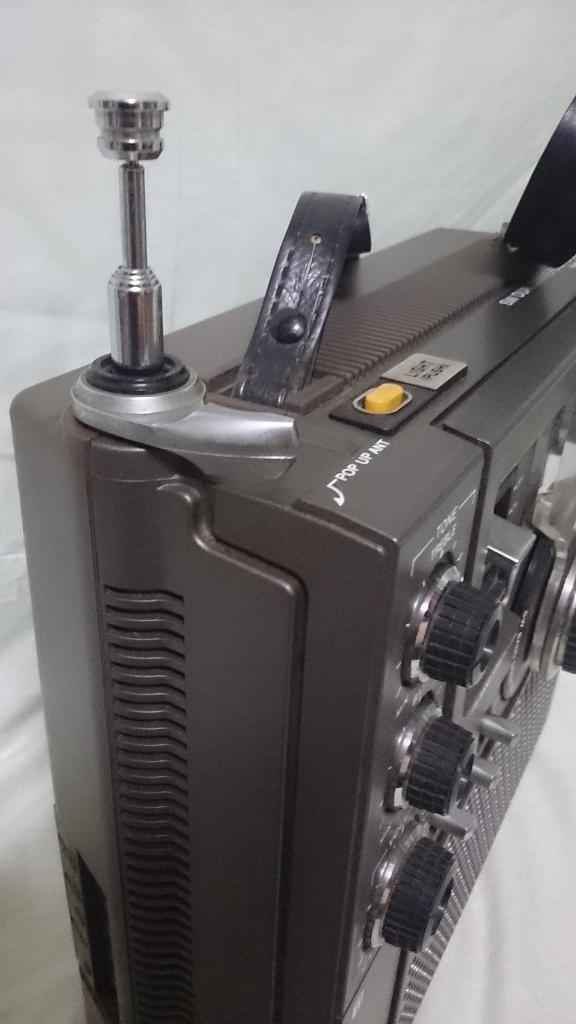 SONY(ソニー)スカイセンサー ICF-5900 5バンドマルチバンドレシーバー ソニー 純正ACアダプター _画像3