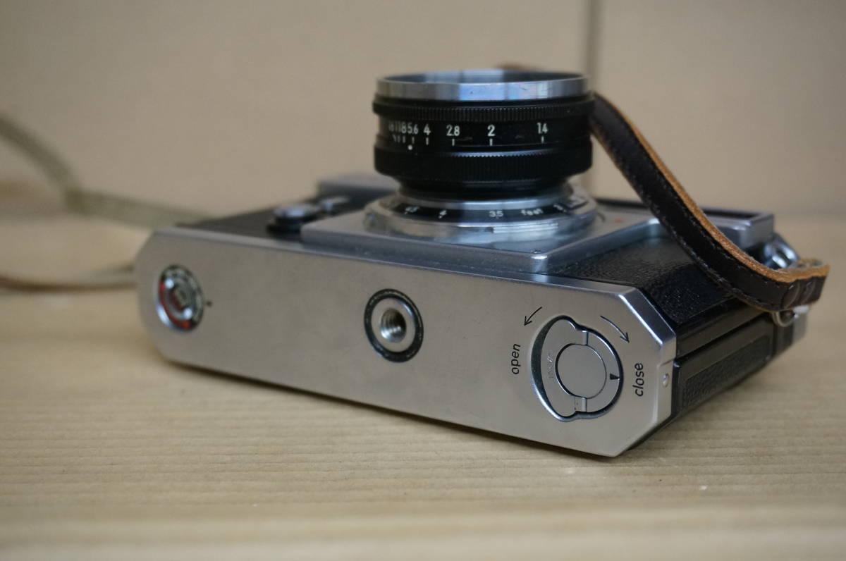 ニコン レンジファインダー SP+nikkor-s F1.5/5cm 中古美品_画像5