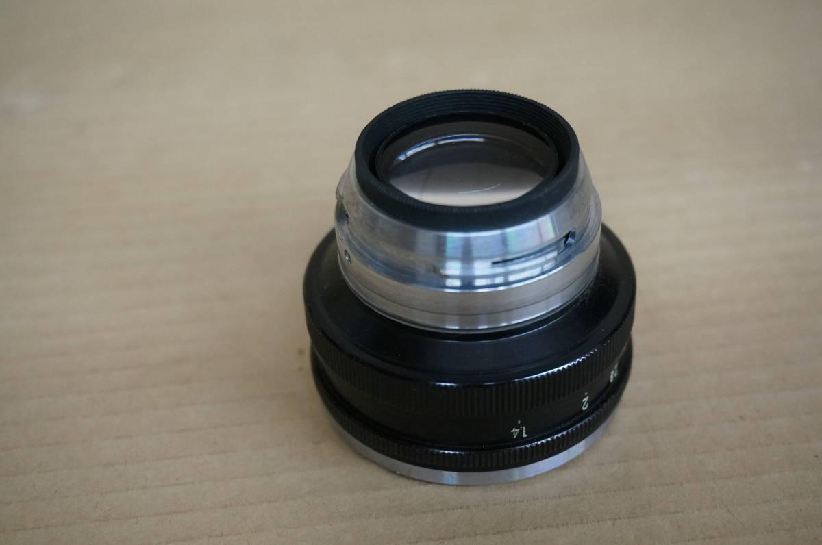 ニコン レンジファインダー SP+nikkor-s F1.5/5cm 中古美品_画像7