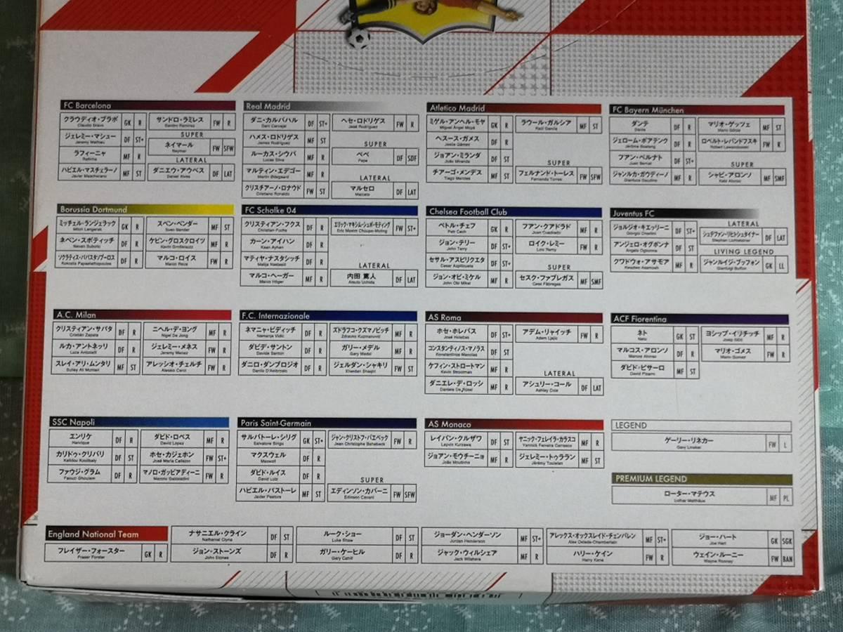 【未開封】■バンダイ(BANDAI) パニーニ フットボール リーグ PFL 2015 04 【PFL12】(BOX)■ サッカー カード トレカ_画像3