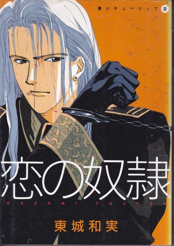 【女性コミック】黒いチューリップ…2 恋の奴隷 東城和実_画像1