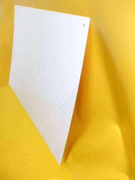 シンプル看板 「飲料水」Lサイズ 工場・現場 屋外可(約H60cmxW91cm)_画像3