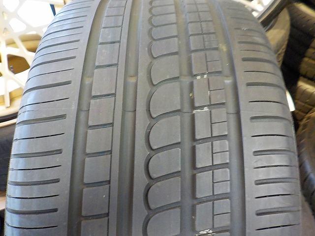 ポルシェ 911 カレラ デモカー装着のみ FUCHS フックス ポルシェ承認タイヤ 235/40 295/35 ピレリ P-ZERO ROSSO 964 993 996 997_画像5