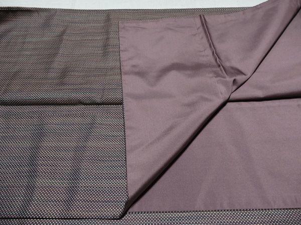 リユース・西陣織紬きもの・160cm▽N2944_画像2
