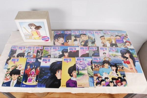 8174 めぞん一刻 TVシリーズ完全収録版 LD レーザーディスク Vol.1~24