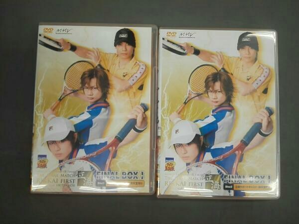 DVD ミュージカル テニスの王子様 The Final Match 立海 First feat.四天宝寺 FINAL BOX I_画像1