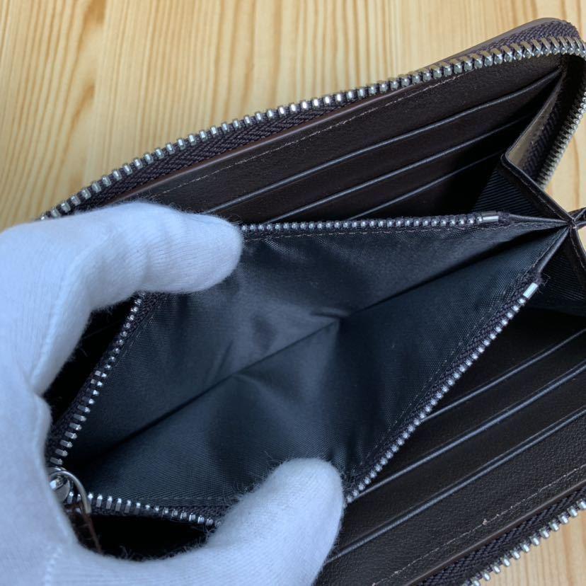 a36fe3bf637c ダイルワニ革レザーラウンドファスナー長財布メンズ財布一枚革カイマン鰐革. 商品數量: :1