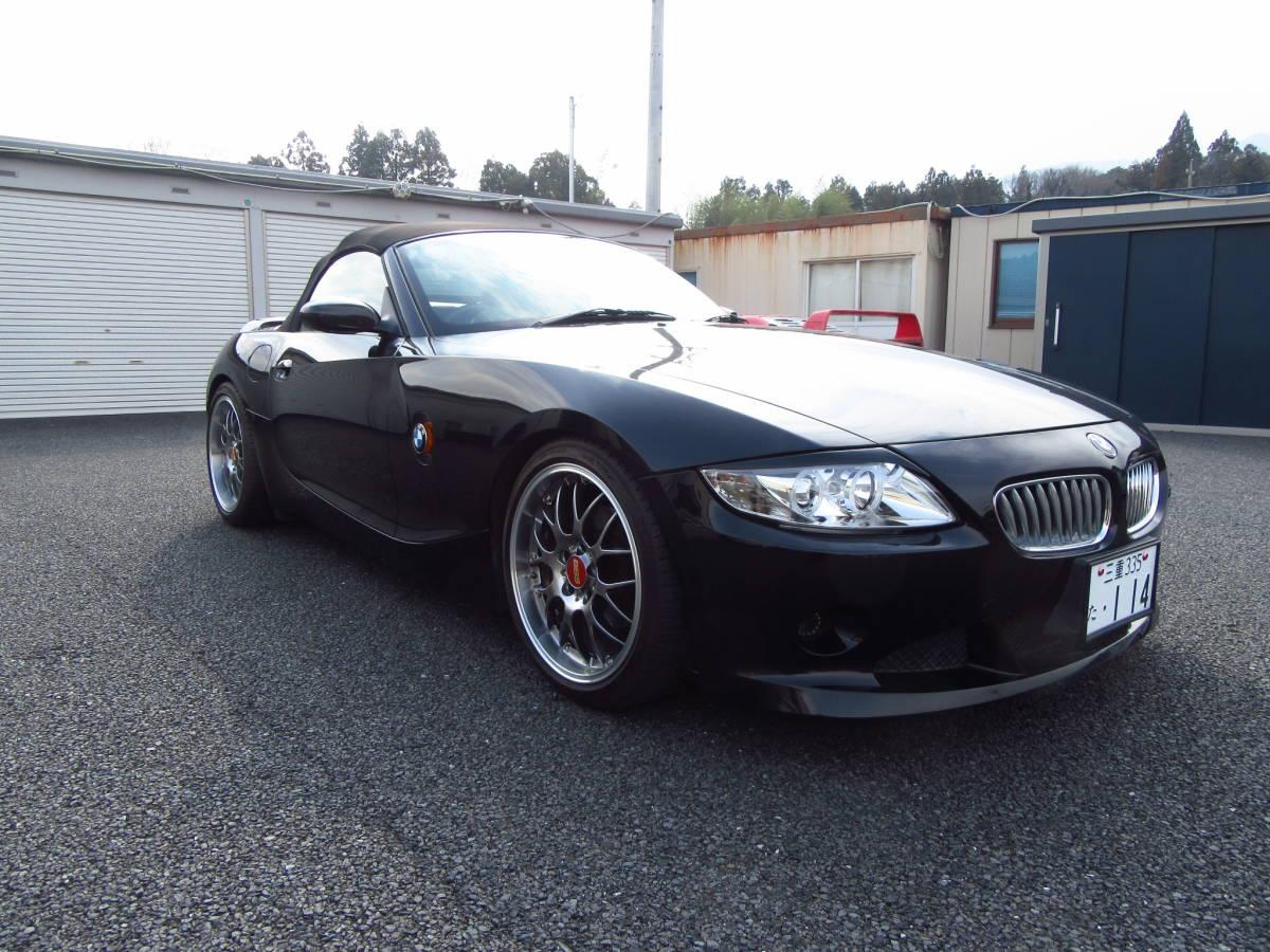 BMW E85 Z4 カスタム車 車検 31年7月まで これからの季節に_画像2