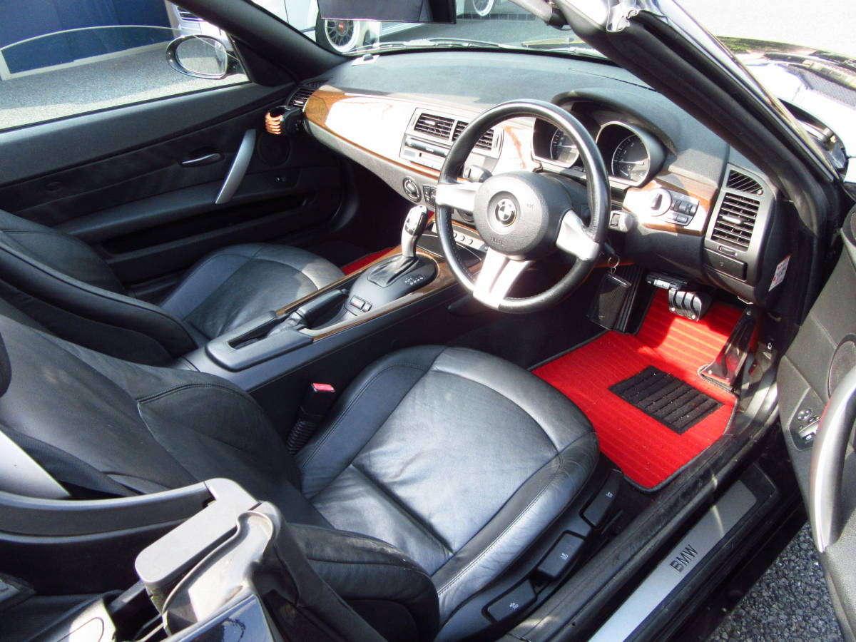 BMW E85 Z4 カスタム車 車検 31年7月まで これからの季節に_画像8