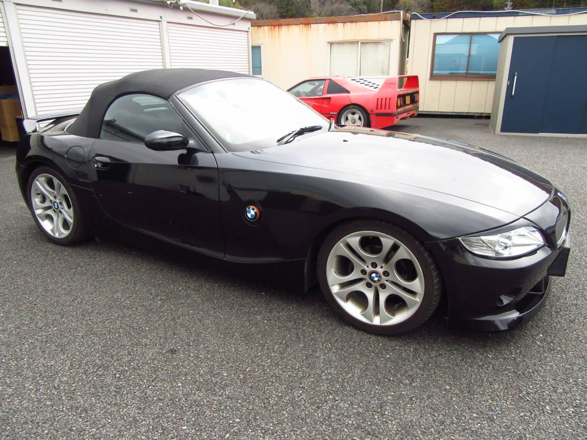 BMW E85 Z4 カスタム車 車検 31年7月まで これからの季節に_画像10