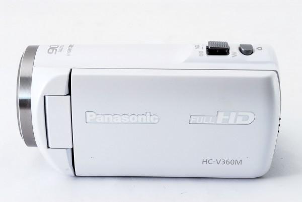 綺麗な外観 パナソニック Panasonic HC-V360M HC V360M ◇ 1678_画像3