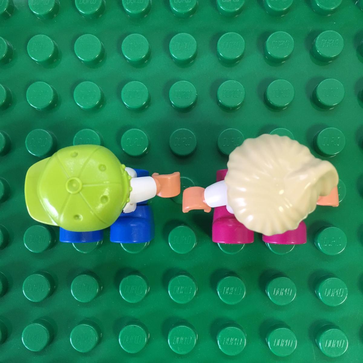 レゴ LEGO◆デュプロ 男の子 女の子 こども 子供 ミニフィグ フィギュア_画像4