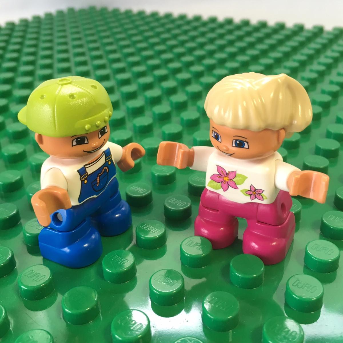 レゴ LEGO◆デュプロ 男の子 女の子 こども 子供 ミニフィグ フィギュア_画像5