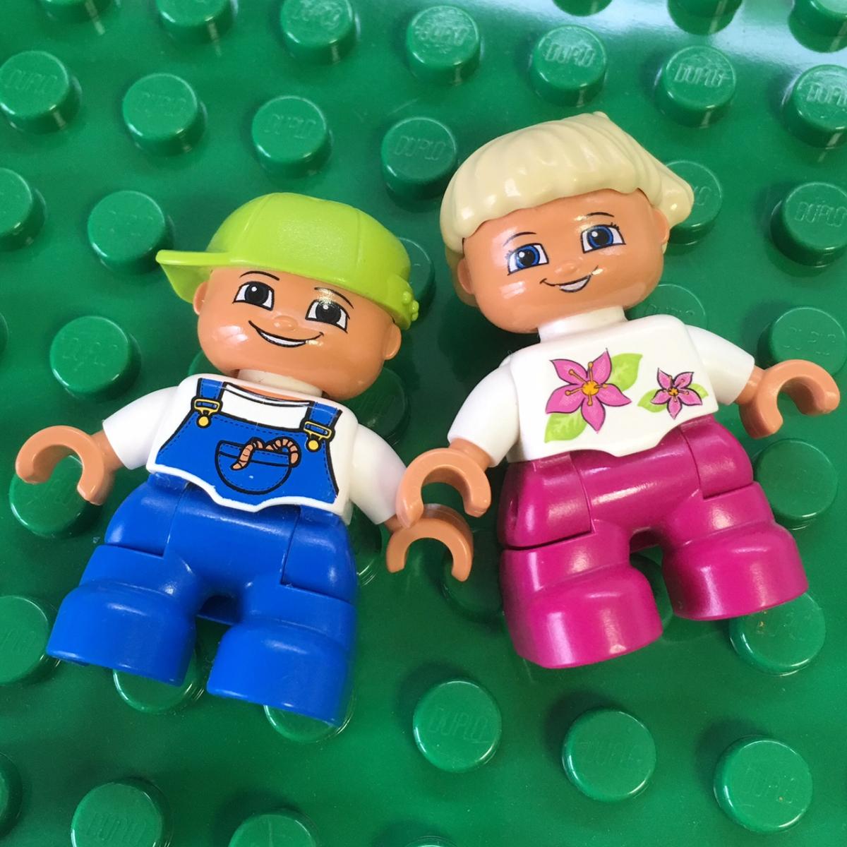 レゴ LEGO◆デュプロ 男の子 女の子 こども 子供 ミニフィグ フィギュア_画像2