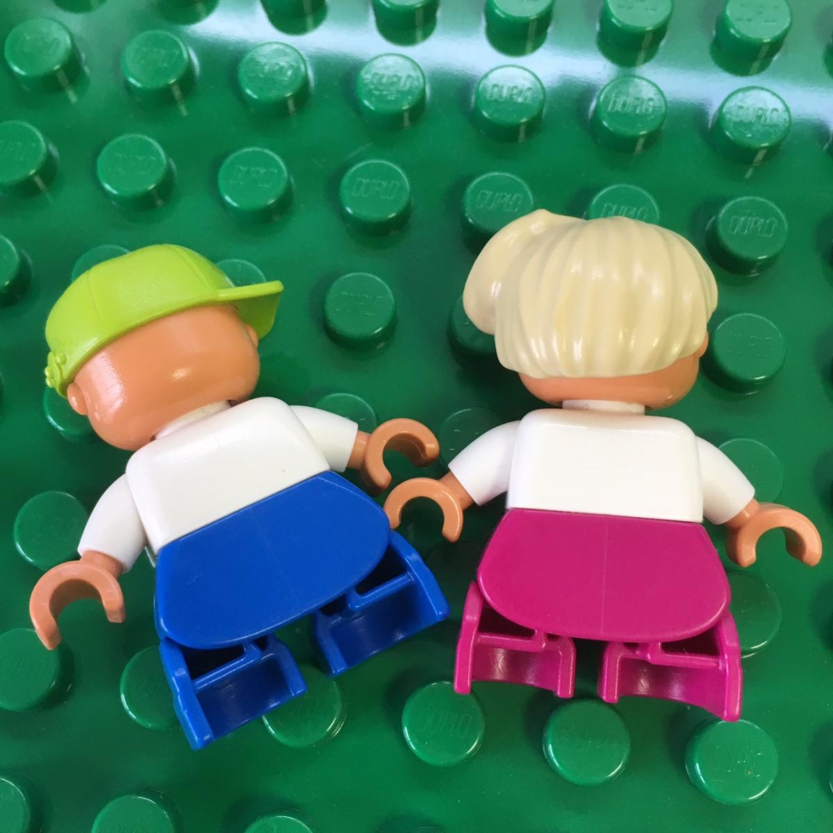 レゴ LEGO◆デュプロ 男の子 女の子 こども 子供 ミニフィグ フィギュア_画像3