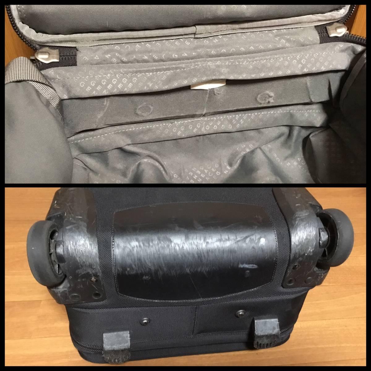 ACE GENE(エースジーン)ビジネスキャリーバッグ(スーツケース)品番65132_画像6