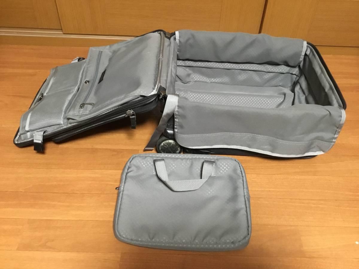 ACE GENE(エースジーン)ビジネスキャリーバッグ(スーツケース)品番65132_画像4