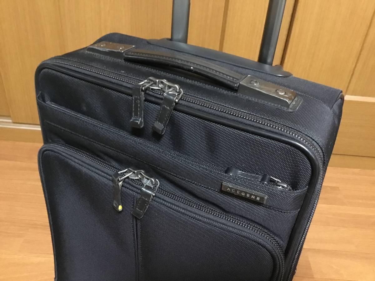 ACE GENE(エースジーン)ビジネスキャリーバッグ(スーツケース)品番65132_画像2