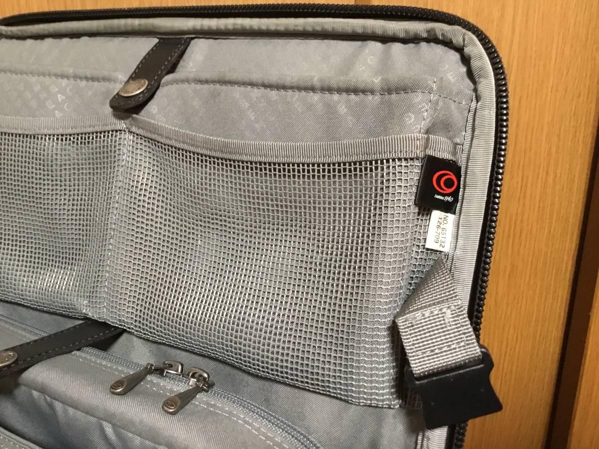 ACE GENE(エースジーン)ビジネスキャリーバッグ(スーツケース)品番65132_画像7