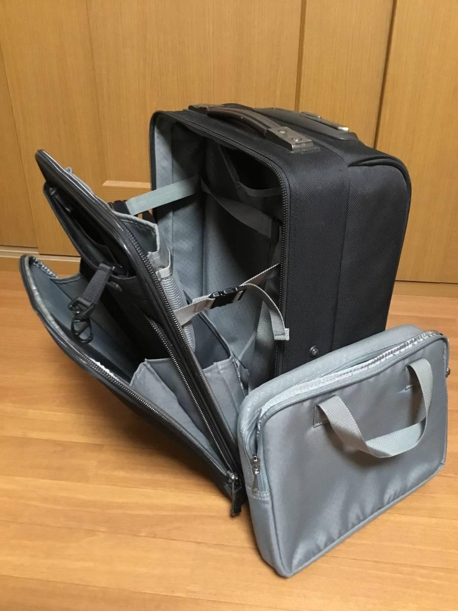 ACE GENE(エースジーン)ビジネスキャリーバッグ(スーツケース)品番65132_画像3