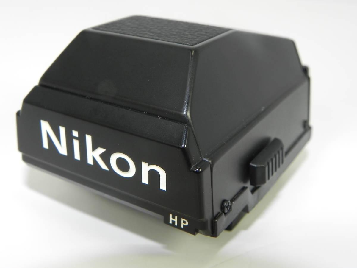 Nikon ニコン 往年の名機 一眼レフカメラ ニコン F3 DE-2 専用アイレベルファインダー ・希少 超美品!_画像9