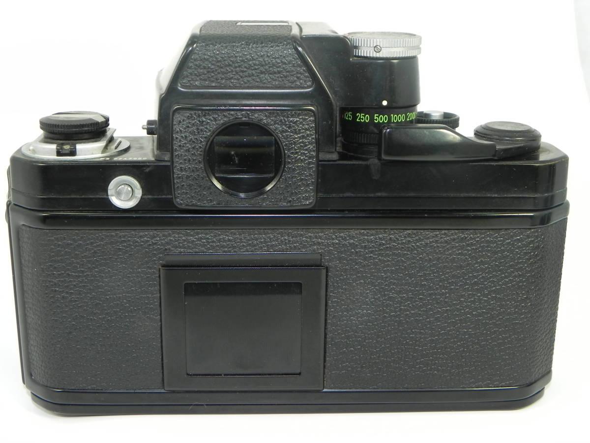nikon ニコン F2 7747958 + レンズ NIKKOR 50mmF1.4 4251897  希少・美品!_画像9