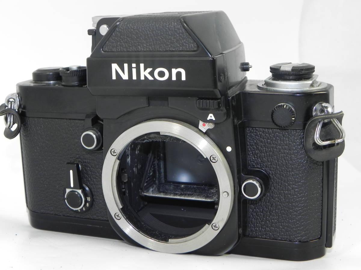 nikon ニコン F2 7747958 + レンズ NIKKOR 50mmF1.4 4251897  希少・美品!_画像3