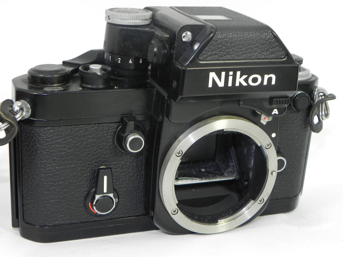 nikon ニコン F2 7747958 + レンズ NIKKOR 50mmF1.4 4251897  希少・美品!_画像4